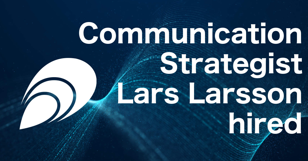 Communication Strategist Lars Larsson hired by Elastisys