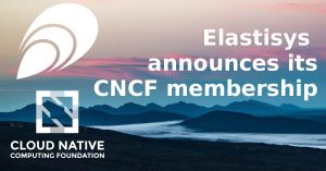 Elastisys announces its CNCF membership