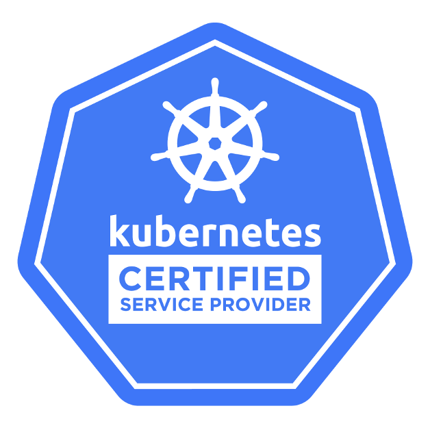 Kubernetes Certified Service Provider logotype