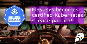 Elastisys becomes certified Kubernetes service partner!