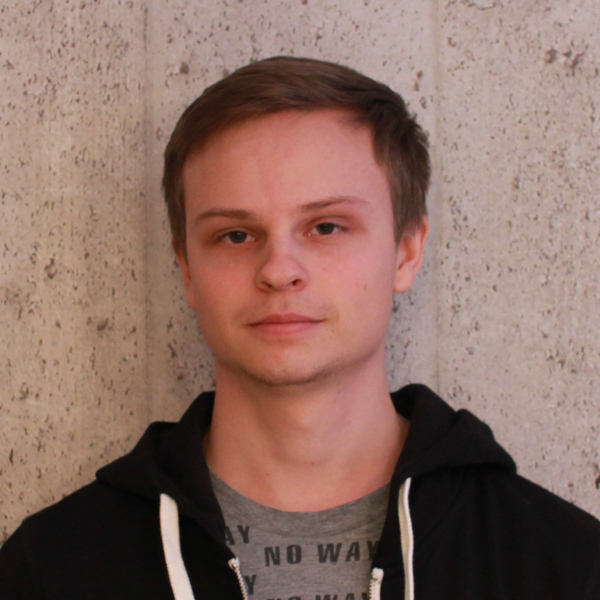 Olle Larsson, Software Engineer